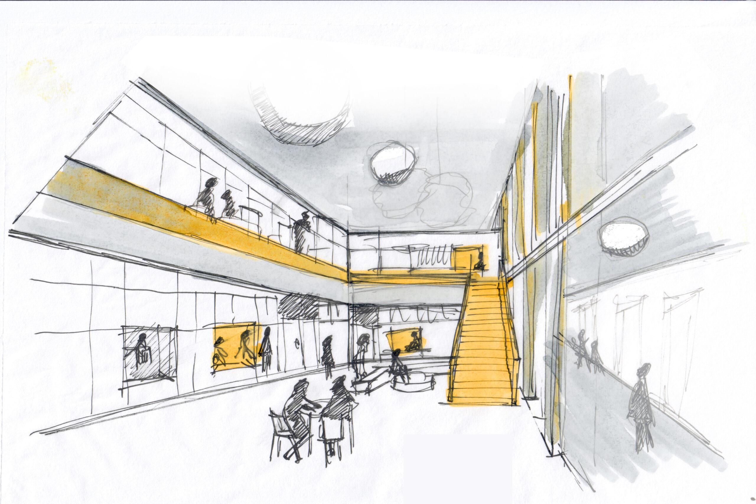 Wettbewerb – Erweiterung Kirchbergschule