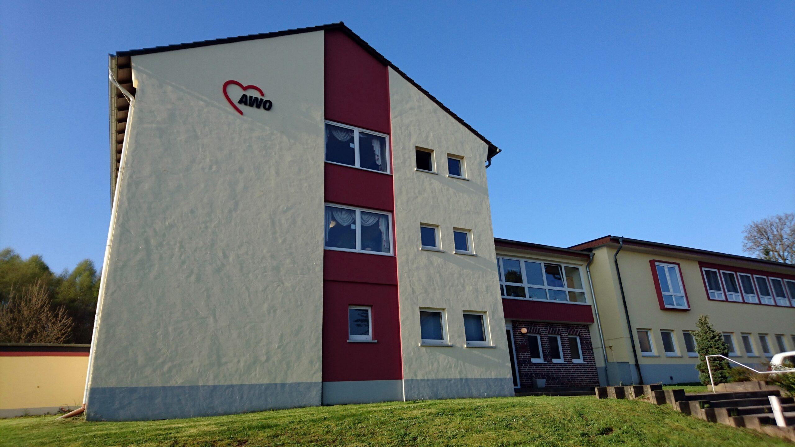 Brandschutztechnische Ertüchtigung Seniorenzentrum im Blumengarten Bexbach